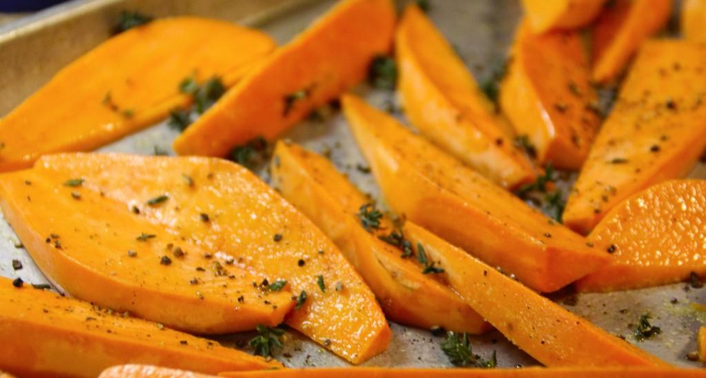 sweetpotatoes for gut health