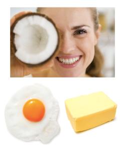 healthy fats skin