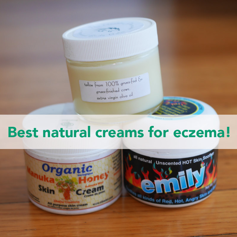 natural cream eczema